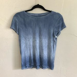 American Eagle Soft & Sexy Tie Dye T Shirt F18